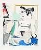 Pablo Picasso, Le Pientre et Son Modele, Lithograph
