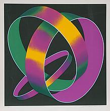Jack Brusca, Whisper Theme: A Trilogy, Serigraph