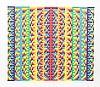 David Roth, Geometric Op-Art 14, Serigraph