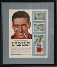 Lucky Strike Toasted, Magazine Advertisment