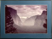 Richard Marchisotto, Misty Morning, Color Photograph