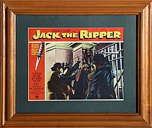 Jack the Ripper, Movie Poster