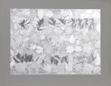 Patrick Dupre, Leaves, Embossed Screenprint