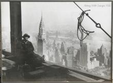 Flirting with Danger, 1930, Poster