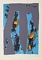 Edo Murtic, Prodor u Sivo, Lithograph
