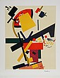Kazimir Malevich, Suprematist Composition 2, Lithograph