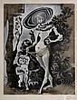 Pablo Picasso, Venus et l'Amour Voleur de Miel, Lithograph