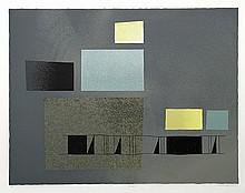 Arnold Hoffman, Jr., Introspect, Silkscreen