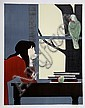 Will Barnet, Silent Season - Autumn, Lithograph