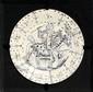 Pablo Picasso, Cavalier Faun (Ramie 337), Round Ceramic Dish Plate