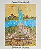 Susan Pear Meisel, Statue of Liberty, Poster