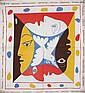 Pablo Picasso, Festival pour la Paix, Screenprint