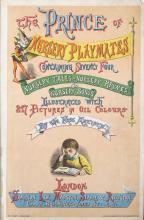 Sampson, The Prince of Nursery Playmates, Book