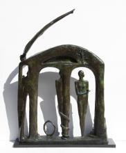 Thom Cooney-Crawford, Sundoor, Bronze Sculpture
