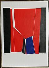 Jean Baier, Silkscreen