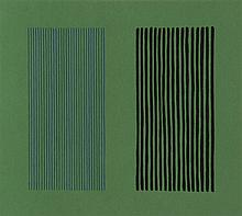 Gene Davis, Green Giant, Lithograph,