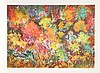 Thelma Appel, Holiday Grove, Serigraph