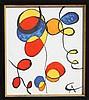 Alexander Calder, 12, Lithograph