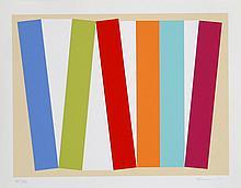 Charles Hinman, Dance, Serigraph