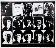 Dianne Kuzyns, John Lennon Poster, Poster