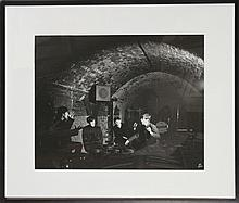 Dezo Hoffmann, Beatles at Liverpool's Cavern Club, April 1963, Photograph