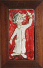 Doctor, Ceramic Chalkware