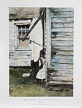Stephen Scott Young, Her Cat, Poster