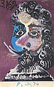 Pablo Picasso, Marlborough: Galerie d'Art, Roma, Lithograph Poster