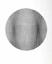 Ludwig Wilding, Circle, Lithograph