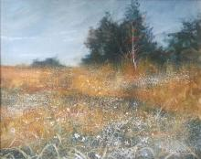 Michael Schofield, Field of Dreams, Oil Painting