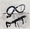 Emil Schumacher, Lithograph