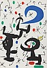 Joan Miro, Les Essencies de la Tierra 1, Lithograph