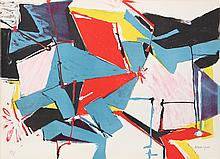 Jasha Green, untitled, Lithograph