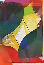 Paul Jenkins, Mourlot, Paris, Lithograph