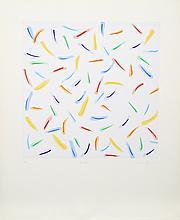 Antonio Peticov, Light Explosion I, Lithograph