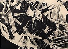 Scott Sandell, Off Shore, Lithograph