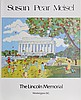 Susan Pear Meisel, Lincoln Memorial, Poster