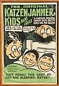 Katzenjammer Kids, Movie Poster