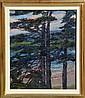 Lovis Corinth, untitled (Forest Landscape), Oil Painting