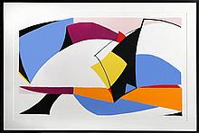 Susan Crile, Untitled, Serigraph