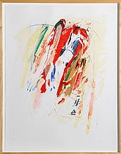 Hans Meyer Peterson, Untitled, Screenprint