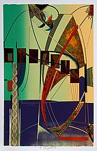 William Schwedler, Firm Believer, Serigraph