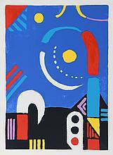 Kyohei Inukai, The Signal, Serigraph