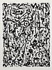 Alfonso Ossorio, Abstract 5, Etching