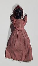 Vintage topsy turvy doll