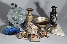 Decorative items- bowls, vases etc.