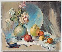 Marilyn Bendell oil