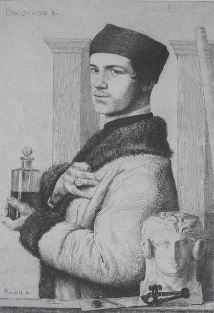 Paul Adolphe Rajon etching
