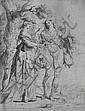 Johannes Thomas etching, Jan Thomas, Click for value