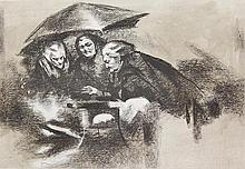 Harvey Dinnerstein lithograph